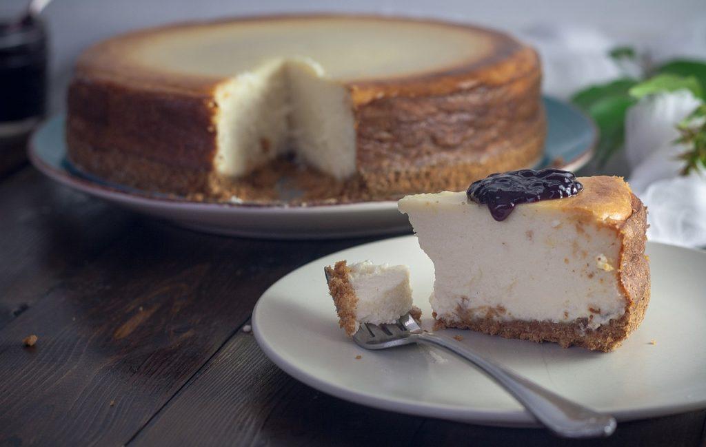 Island Flavor Cheesecake